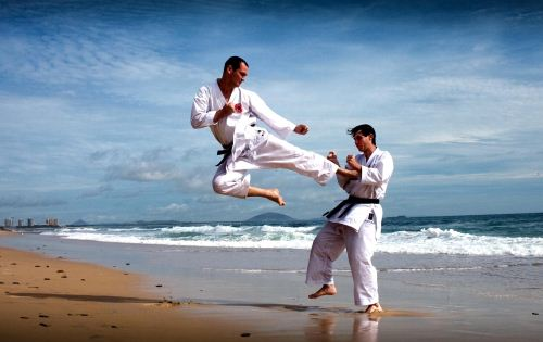 About Us - Sunshine Coast Karate - Karate 4 Life