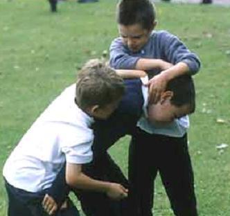 school-yard-fightSchool Fight