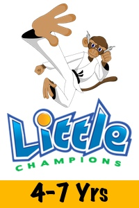 Little Champions Karate (4-7 yrs)